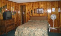 Sundance Kid Authentic Lodge Style Room at Mountain Shadows Lodge Red River, New Mexico